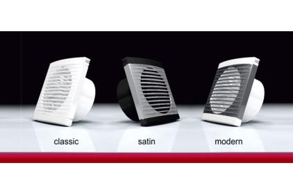 Вентиляция PLAY Modern 100 WP