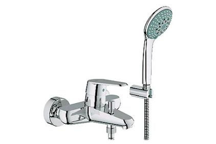 Змішувач EURODISC COSMOPOLITAN для ванни хромований (33395002)