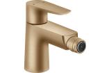 Смеситель Talis E для биде Brushed Bronze (71720140)