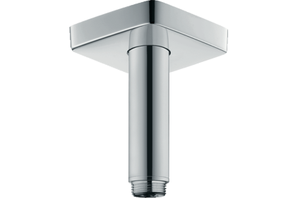 Кронштейн для верхнего душа с потолка E 100 мм (27467000)