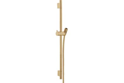Душевая штанга Unica S Pura 65 см со шлангом 160 см Brushed Bronze (28632140)