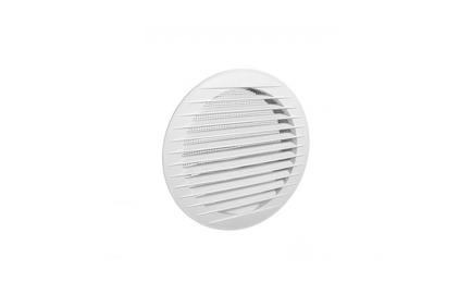 Вентиляционная решетка DOSPEL KRО 125 белая