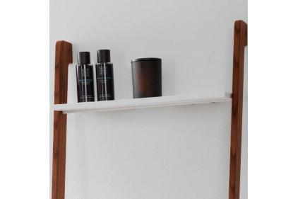 Полочка для лестницы K ESTANTE 4 TOALLERO 46x35 · 1.2h: материал KRION, белая (100142263)