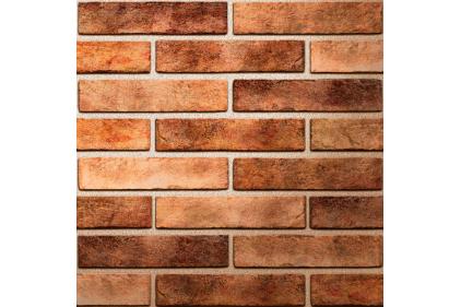 34Р020 SEVEN TONES 25х6 (стена оранжевая)
