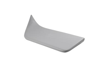 VITAE Нижняя полочка для умывальника (левая) в комплекте с креплением, белая (100183320)