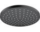 Верхній душ Vernis Blend 200 1jet EcoSmart Matt Black (26277670)