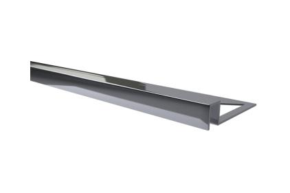 Декоративний профіль PRO-PART BRASS CHROMED 12.5 mm