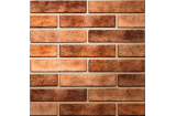 34Р020 SEVEN TONES 25х6 (плитка настінна помаранчева)