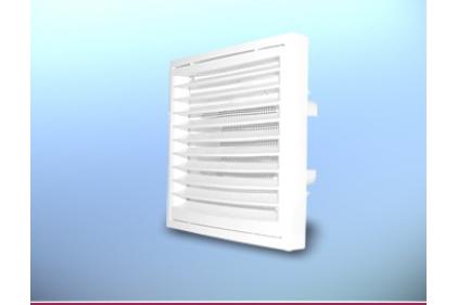 Вентиляционная решетка DOSPEL KR 100/125