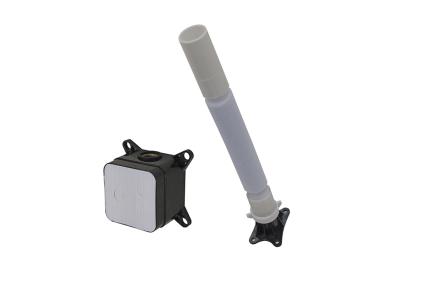"""SMART BOX BATH корпус для установки підлогового змішувача, підключення 1/2"""" (100149141)"""