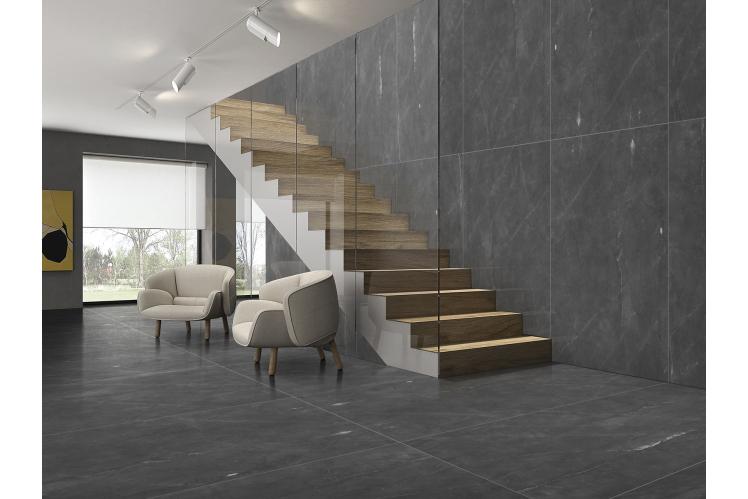 Плитка для підлоги під мармур, травертин і камінь формату 120х240 CERAMA MARKET. Фото 3
