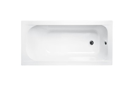 Ванна акрилова CONTINEA 140х70 (соло) без ніг