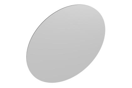 G171 Зеркало BALDA MIRROR 100x100x0,4