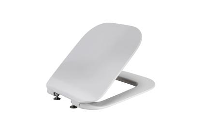 ESSENCE-C Сидіння для унітазу з функцією Soft-Close біле матове (100180520)